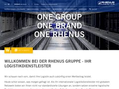 Détails : RHENUS LOGISTICS FRANCE