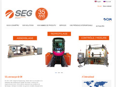 Détails : Sogema Engineering : SEG