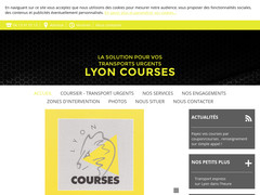www.Lyon coures.fr