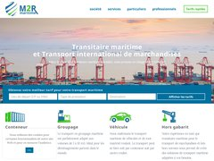 Détails : Transport Maritime et déménagement international - M2R Maritime