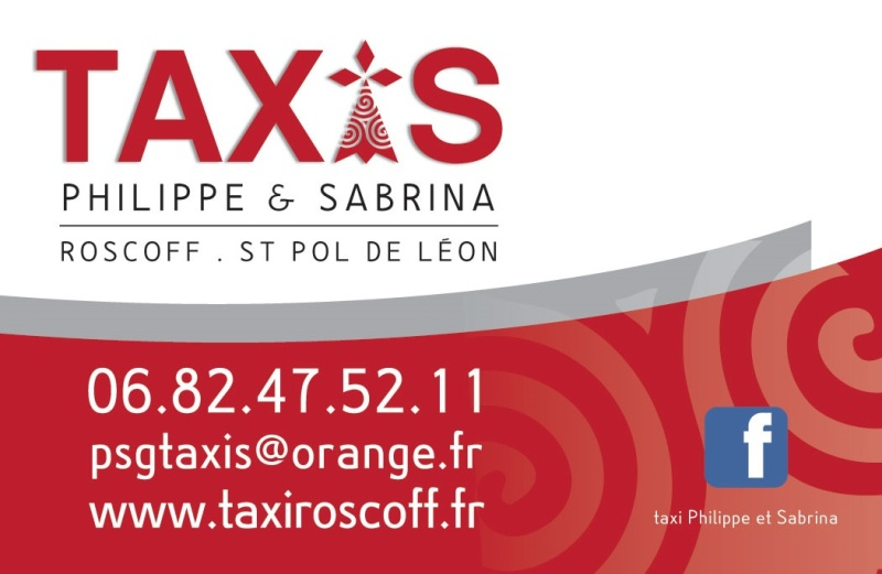 Taxis philippe et sabrina for Garage renault st pol de leon